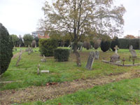 St Pauls old cemetery